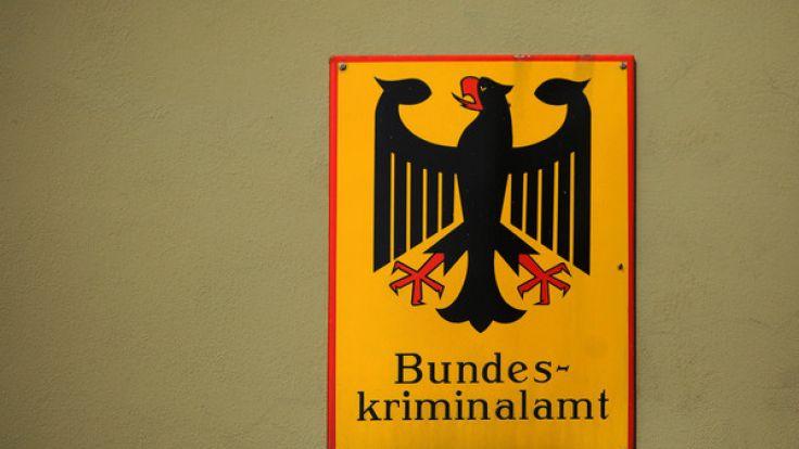 Das BKA warnt vor falschen Haftbefehlen. (Foto)