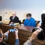 Vergewaltigt und getötet! Lebenslange Haft für Mörder (Foto)