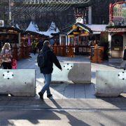 Berlin will nicht für Sicherheit auf Weihnachtsmärkten zahlen (Foto)
