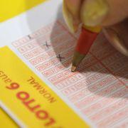 Alle Informationen zu Lotto am Samstag, Jackpot, Annahmeschluss und Gewinne (Foto)