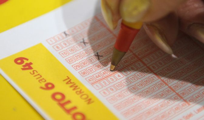 Lottozahlen, 17.03.18