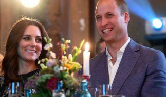 Bald auch als Puppen erhältlich: Prinz William und Herzogin Kate. (Foto)