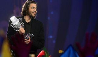 Salvador Sobral gewann 2017 den ESC. (Foto)