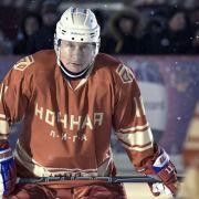 Beim Eishockey: Kreml-Chef setzt sich erneut in Szene (Foto)