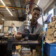 Optimistischer Ausblick: Fortschritte bei Jobvermittlung von Flüchtlingen (Foto)