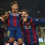 Barça gewinnt 237. Clásico mit 3:0 und zieht in LaLiga davon (Foto)