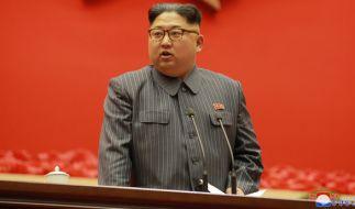 Kim Jong Un soll wirtschaftlich blockiert werden. (Foto)