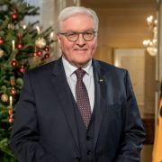 Darum ging es in Frank-Walter Steinmeiers 1. Weihnachtsrede (Foto)