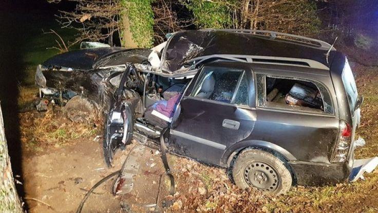 Der 28-jährige Vater verstarb noch an der Unfallstelle. (Foto)