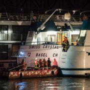 Schiffsunglück auf dem Rhein! Fast 30 Verletzte (Foto)