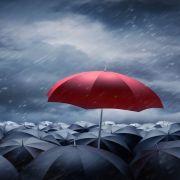 DWD warnt vor Sturmböen! Hier wird's richtig ungemütlich (Foto)