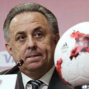 Mutko tritt nach Doping-Skandal als Cheforganisator zurück (Foto)