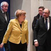 Keine Einigung! Bleibt Deutschland noch bis Ostern handlungsunfähig? (Foto)