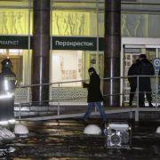 Verletzte nach Anschlag in Einkaufszentrum - War es Terror? (Foto)