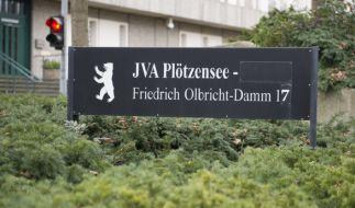 Vier Gefangene entkamen aus der JVA Plötzensee in Berlin. (Foto)