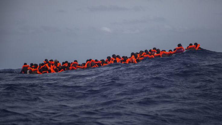 Immer mehr Flüchtlinge werden als vermisst gemeldet. (Foto)