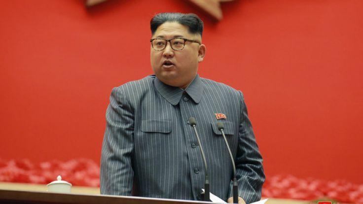 Nordkorea bereitet am meisten Sorgen. (Foto)