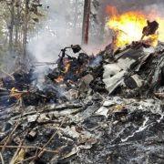 Cessna rast in Bergkette - 12 Menschen tot (Foto)