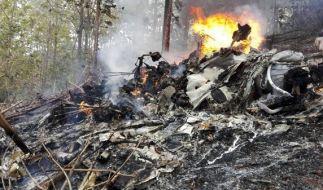 Bei einem Flugzeugabsturz in Costa Rica sind zwölf Menschen ums Leben gekommen. (Foto)