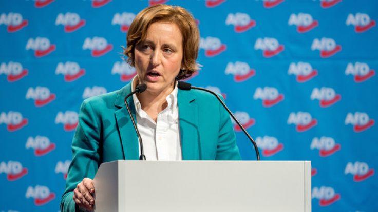 Twitter hat Beatrix von Storch vorübergehend gesperrt. (Foto)