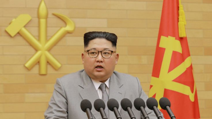 Kim Jong Un will eine Delegation zu den Olympischen Winterspielen entsenden. (Foto)