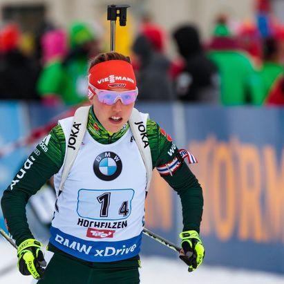 Arnd Peiffer landet auf Platz 12, Fourcade wird Sprint-Sieger (Foto)