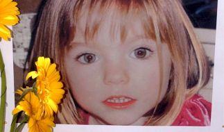 Maddie McCann wird seit zehn Jahren vermisst. (Foto)