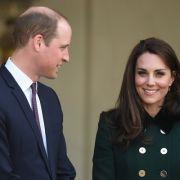 Herzogin Kate und Prinz William bei der Queen unbeliebt (Foto)