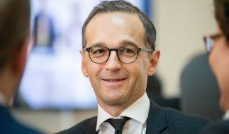 Bundesjustizminister Heiko Maas verteidigt das NetzDG. (Foto)