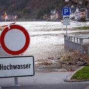 Pegel steigen an Rhein und Mosel! Entspannung nicht in Sicht (Foto)