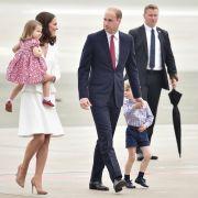 Erziehungstricks von Herzogin Kate und Prinz William gelüftet (Foto)