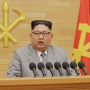 Irrer Kim schießt Rakete auf eigene Stadt (Foto)