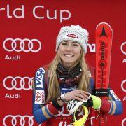 Ski-Star Shiffrin überlegen! Geiger nur Platz 7 (Foto)