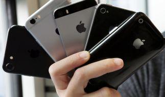 Jedes iPhone, iPad und jeder Apple-Computer könnte Hackern zum Opfer fallen. (Foto)