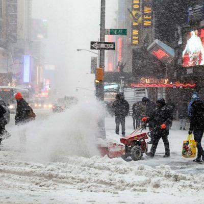 Neue Eiszeit! Winter-Chaos hat die USA im Griff (Foto)