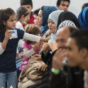 Sperrstunde für Flüchtlinge gefordert (Foto)
