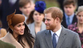 Prinz Harry und Meghan Markle heiraten im Mai. (Foto)