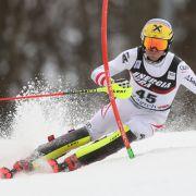 Sieg für Hirscher! Slalom-Fahrer Straßer schafft halbe Olympia-Norm (Foto)