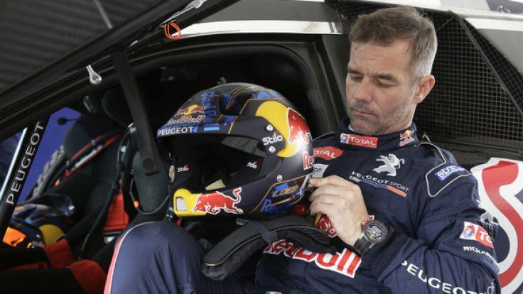 Sebastien Loeb will bei seiner letzten Rallye-Dakar-Teilnahme den Sieg holen.