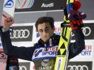 Sieger der Vierschanzentournee 2018: Kamil Stoch. (Foto)