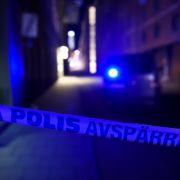 Mindestens zwei Verletzte nach Granatendetonation vor U-Bahn (Foto)