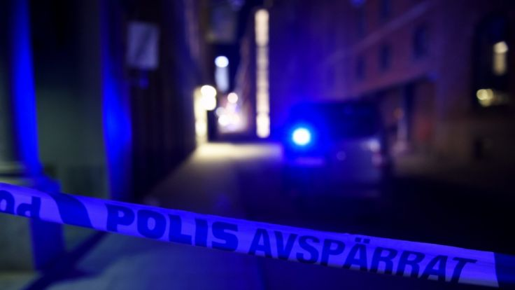 Explosion in Stockholmer U-Bahn-Station