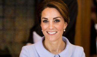 Kate Middleton - auch bekannt als Herzogin Kate - feiert am 9. Januar ihren 36. Geburtstag. (Foto)