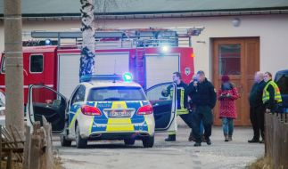 Im sächsischen Königswalde ist ein 1-jähriger Junge in den Pöhlbach gefallen und später im Krankenhaus gestorben. (Foto)