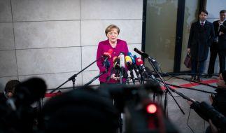 Erste Konflikte tauchen in den Sondierungsgesprächen zwischen CDU, CSU und SPD auf. (Foto)