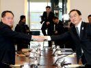 Erste Gespräche zwischen Nord- und Südkorea