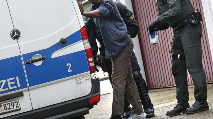Festnahmen bei Mafia-Razzia in Italien und Deutschland
