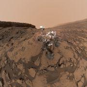Leben auf dem Mars: Sind DIESE Fotos der Beweis? (Foto)