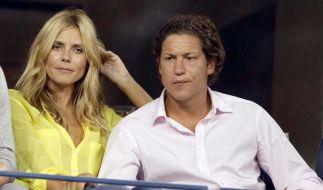 So wie hier an der Seite seiner Ex-Freundin Heidi Klum sieht Vito Schnabel inzwischen nicht mehr aus. (Foto)