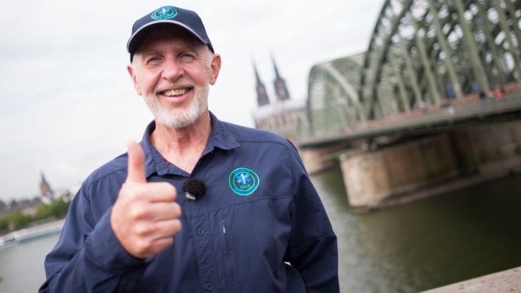 Seit Jahren warnt Dschungelcamp-Arzt Dr. Bob vor Pilz-Bakterien. (Foto)